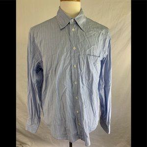 Giorgio Armani Classico Dress Shirt Men's 41-16